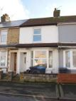 2 bed Terraced house for sale in 66 MANOR ROAD, DOVER...