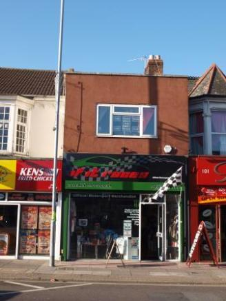 Commercial Property For Sale In 99 London Road North End