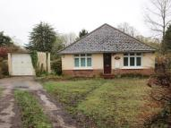 Detached Bungalow in 59 ROWNHAMS LANE...