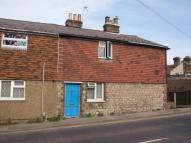 Terraced property for sale in 2 TOVIL HILL, MAIDSTONE...