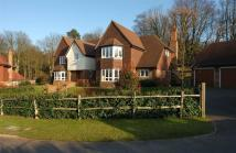 5 bedroom Detached house for sale in Brassey Hill, Limpsfield