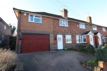Westways semi detached property for sale