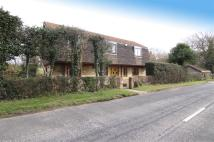 Detached home in Croydon Road, Westerham