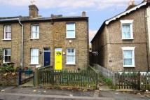 2 bed house in Vincent Road...