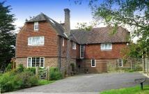 5 bedroom Detached property in Tonbiridge/Hildenborough...