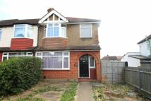 Castle Road End of Terrace house for sale