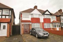 3 bedroom semi detached property for sale in Halsbury Road West...
