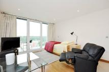 Chelsea Bridge Wharf Studio flat