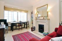 Flat to rent in St Petersburgh Place...