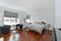 Studio apartment in Marsham Street...