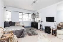 Studio apartment to rent in Sloane Avenue, Chelsea...