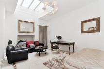 Queensberry Place Studio flat