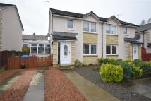 semi detached house in Connolly Drive, Denny...