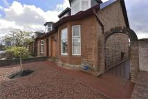 semi detached house for sale in Ayr Road, Cumnock...