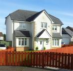 Detached home in Clements Wynd, Patna, Ayr