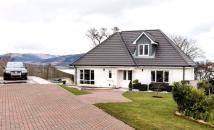 Detached home in Eastlands Park, Rothesay...