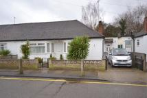 Detached Bungalow in Bittacy Road, London
