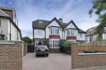 semi detached house in Crestway, SW15