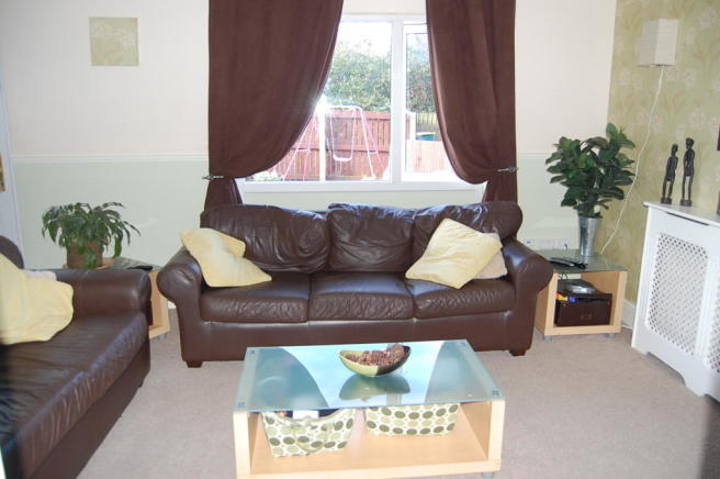 lounge from kitchen