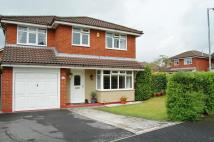 4 bed home in Springwood Close...