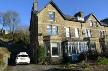 semi detached property for sale in Dale Road, Buxton...