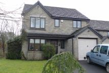 Detached house in Wyedale Close, Buxton...