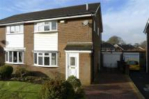 semi detached house to rent in Berwick Road, Buxton...