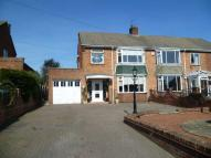 3 bed semi detached home in Woodhouse Lane...