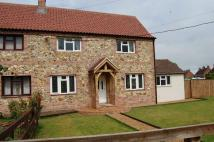 3 bed semi detached property in Long Lane, Feltwell...