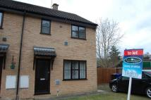 semi detached home to rent in Cedar Way, BRANDON