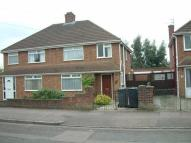 Eaton Road semi detached house to rent
