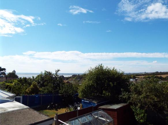View to Pegwell Bay