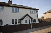 semi detached home in Tennyson Avenue...