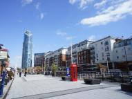 Flat to rent in The Canalside Gunwharf...