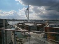 1 bed Flat to rent in Gunwharf Quays...
