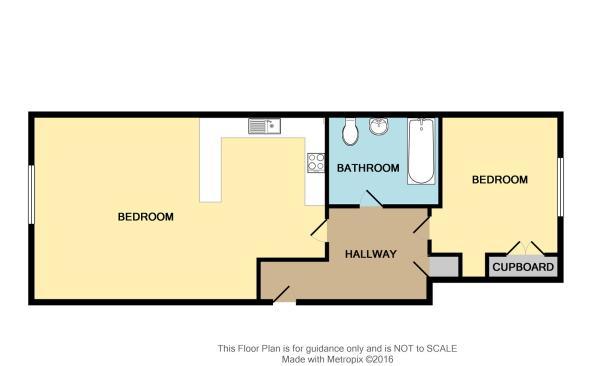 Floorplan Flat 11