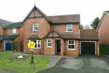 4 bed Detached home for sale in Saltmeadows, Nantwich...