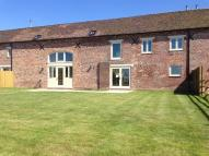 4 bed Barn Conversion in Manor Barns, Crewe