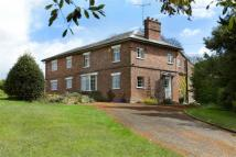 4 bed Country House in Mount Pleasant, Audlem...