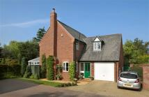 Detached home in The Poplars, Crewe...