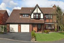 4 bedroom Detached house for sale in Meadow Close, Shavington...