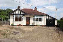 3 bedroom Detached Bungalow for sale in Heathfield Road, Audlem...