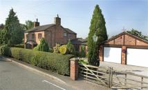4 bed Detached house in Broad Lane, Nantwich...