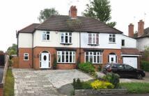 semi detached house in Crewe Road, Crewe...