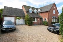 5 bed Detached home in Nantwich Road, Nantwich...