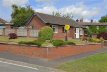 2 bed Detached Bungalow in Hillary Drive...