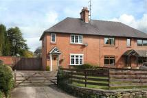 semi detached home for sale in Churchfields, Woore...