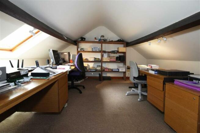 BEDROOM No. 3/OFFICE