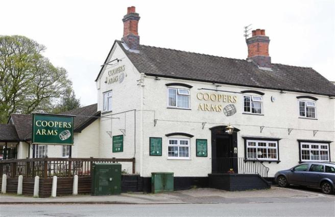 Coopers Arms, Woore