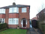 HESLINGTON LANE semi detached property to rent